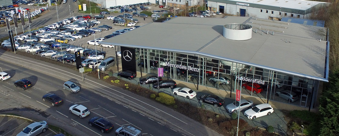 Investment – Mercedes, Huddersfield