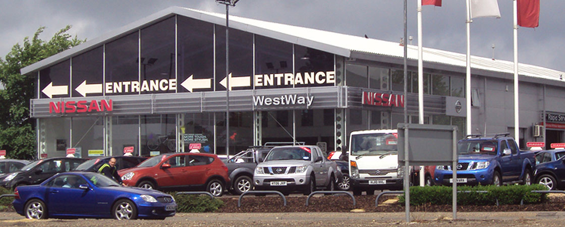 Rent Review – Basingstoke, Nissan