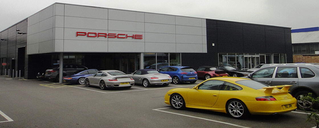 Rent Review – West Byfleet, Porsche