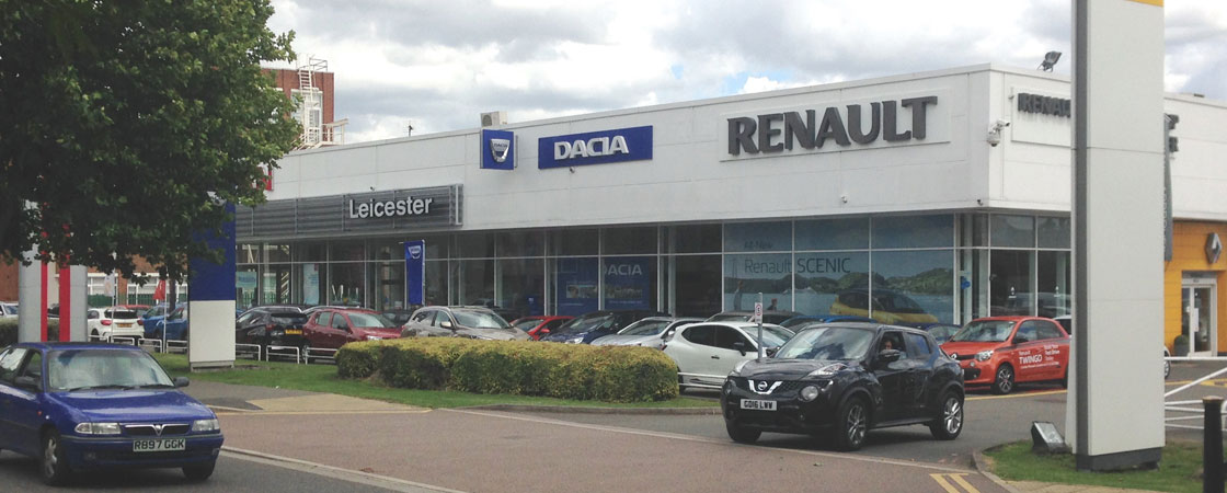 Valuation – Renault, Leicester