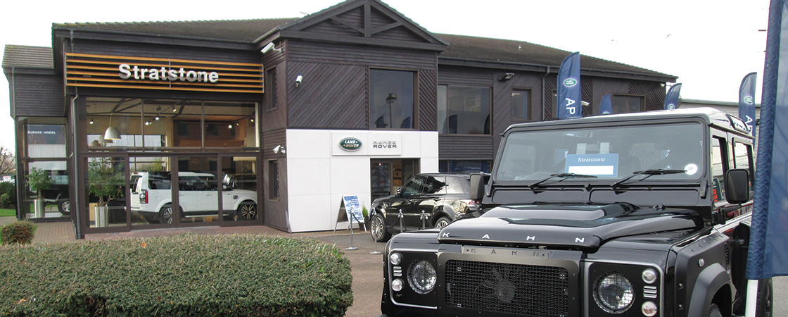 Investment Acquisition – Land Rover, Nottingham