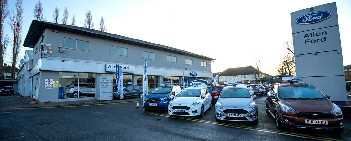 Rent Review - Ford, Brentwood